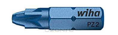 Биты Inkra 7012SB PZ2x25, 10 шт Wiha 3628436284Благодаря своей специально разработанной форме для работы соосно и под углом к шурупу с оптимальной передачей крутящего момента и незначительной выталкивающей силой Размер: PZ2;
