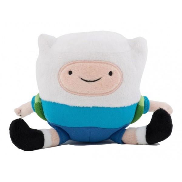 Мягкая озвученная игрушка Adventure Time Финн, 10 см14411Очаровательная мягкая игрушка Adventure Time Финн вызовет умиление и улыбку у каждого, кто ее увидит. Игрушка выполнена из мягкого плюша в виде Финна - одного из главных персонажей в мультсериале Время приключений. При нажатии на игрушку, она начинает издавать звуки. Финн - главный герой сериала, один из нескольких людей в Землях Ууу. Он был найден родителями Джейка в младенческом возрасте в лесу. Он носит голубую футболку, синие шорты, белые носки с черными ботинками и белую шлемовидную шапку. Из снаряжения берет с собой зеленый рюкзак. Финн считает себя героем, и из этого определения исходят все его поступки. Он добр и чувствителен, хотя с врагами может быть жестоким и злым. Финн любит драки, но не способен причинять вред невинным. Великолепное качество исполнения делают эту игрушку чудесным подарком к любому празднику.