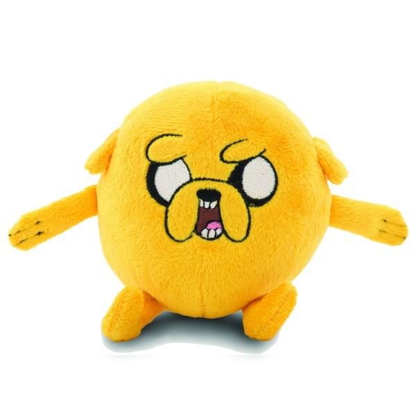 Мягкая озвученная игрушка Adventure Time Джейк, 11 см14412Очаровательная мягкая игрушка Adventure Time Джейк вызовет умиление и улыбку у каждого, кто ее увидит. Игрушка выполнена из мягкого плюша в виде Джейка - одного из персонажей в мультсериале Время приключений. При нажатии на игрушку, она начинает издавать звуки. Джейк - мутировавший волшебный пес, лучший друг Финна и его сводный брат. Выглядит как золотистый мопс с большими глазами. Он носит невидимые штаны из паутины, сотканные феями. Джейк умеет растягиваться и управлять своим телом, заставляя его принимать любую форму. Свои магические способности, по словам Джейка, он получил, извалявшись в волшебной луже. Также обладает тонким обонянием и способен учуять предметы на расстоянии в несколько миль. Способен претворять свои фантазии в реальность, но видеть воплотившееся может только он. Великолепное качество исполнения делают эту игрушку чудесным подарком к любому празднику.