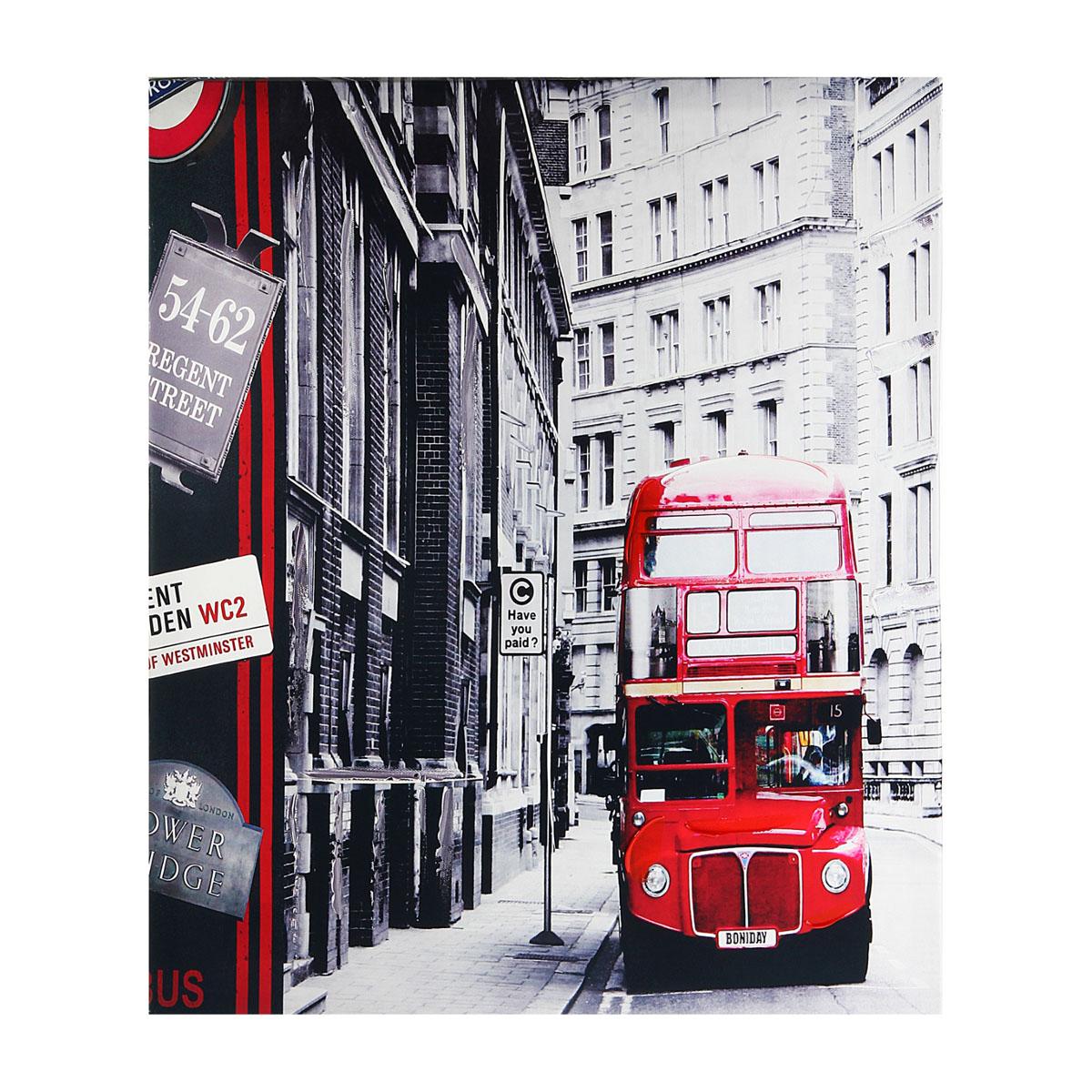 Картина на холсте Sima-land Красный автобус, 50 см х 40 см296664Картина Sima-land Красный автобус написана на холсте. На картине изображены черно-белые здания и красный автобус. Особое объемное изображение придает картине акрил, который нанесен поверх изображения. Картина на холсте акрилом - это классика современного живописного искусства. Картины акрилом всегда сохраняют яркий блеск, что придает картине живость. Из мелочей складывается стиль интерьера. Картина на холсте Sima-land Красный автобус одна из тех деталей, которые придают дому обжитой вид и создают ощущение уюта.