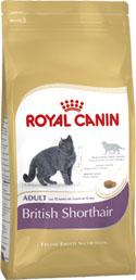 Корм сухой Royal Canin British Shorthair Adult, для британских короткошерстных кошек старше 12 месяцев, 10 кг459100-540100Сухой корм Royal Canin British Shorthair Adult - полнорационный корм для британских короткошерстных кошек старше 12 месяцев. Британская короткошерстная кошка родом из Великобритании, что явствует из названия породы. Медленное разгрызание и поглощение корма: забота о гигиене ротовой полости. Чтобы кошка по возможности не проглатывала корм, не разгрызая, ей необходимы крокеты особой формы и размера — тогда их поедание будет более физиологичным. Это решает и проблему чистки зубов: таким образом поддерживается гигиена ротовой полости. Поддержание оптимальной формы. Мощные и коренастые, британские короткошерстные кошки испытывают повышенную нагрузку на суставы в сравнении с кошками меньшего веса. Крупное сердце — риск для здоровья. Эта порода имеет предрасположенность к сердечным заболеваниям. Соблюдение диетических рекомендаций — залог здоровья сердца! Мышечный тонус и здоровье суставов. У британской короткошерстной кошки мощное плотное телосложение,...