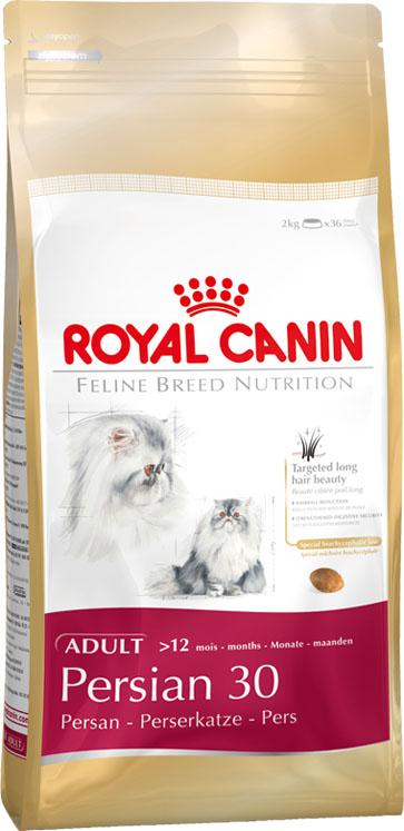 Корм сухой Royal Canin Persian Adult, для взрослых кошек персидских пород старше 12 месяцев, 2 кг453020-538020Корм сухой Royal Canin Persian Adult - полнорационный корм для взрослых кошек персидских пород старше 12 месяцев. Предки персидских кошек были любимцами европейской аристократии, и до сих пор эта порода остается наиболее известной и почитаемой во всем мире! Персидскую кошку ценят не только за ее невероятную красоту, но и за благородный мягкий характер. Спокойствие и безмятежность — вот жизненное кредо этой утонченной аристократки. Королевская красота. Ни одна кошка не может похвастать такой же густой и длинной шерстью: у персидской кошки она достигает 20 см в области воротника. Для поддержания здоровья этой чувствительной шерсти требуются регулярный уход и защита. Помимо всего прочего персидские кошки отличаются разнообразием окрасов: на данный момент существует более 200 видов расцветки шерсти этих обаятельных животных. Предрасположенность к образованию волосяных комочков. Персидские кошки глотают немало шерсти во время ежедневного вылизывания. Непрерывный...