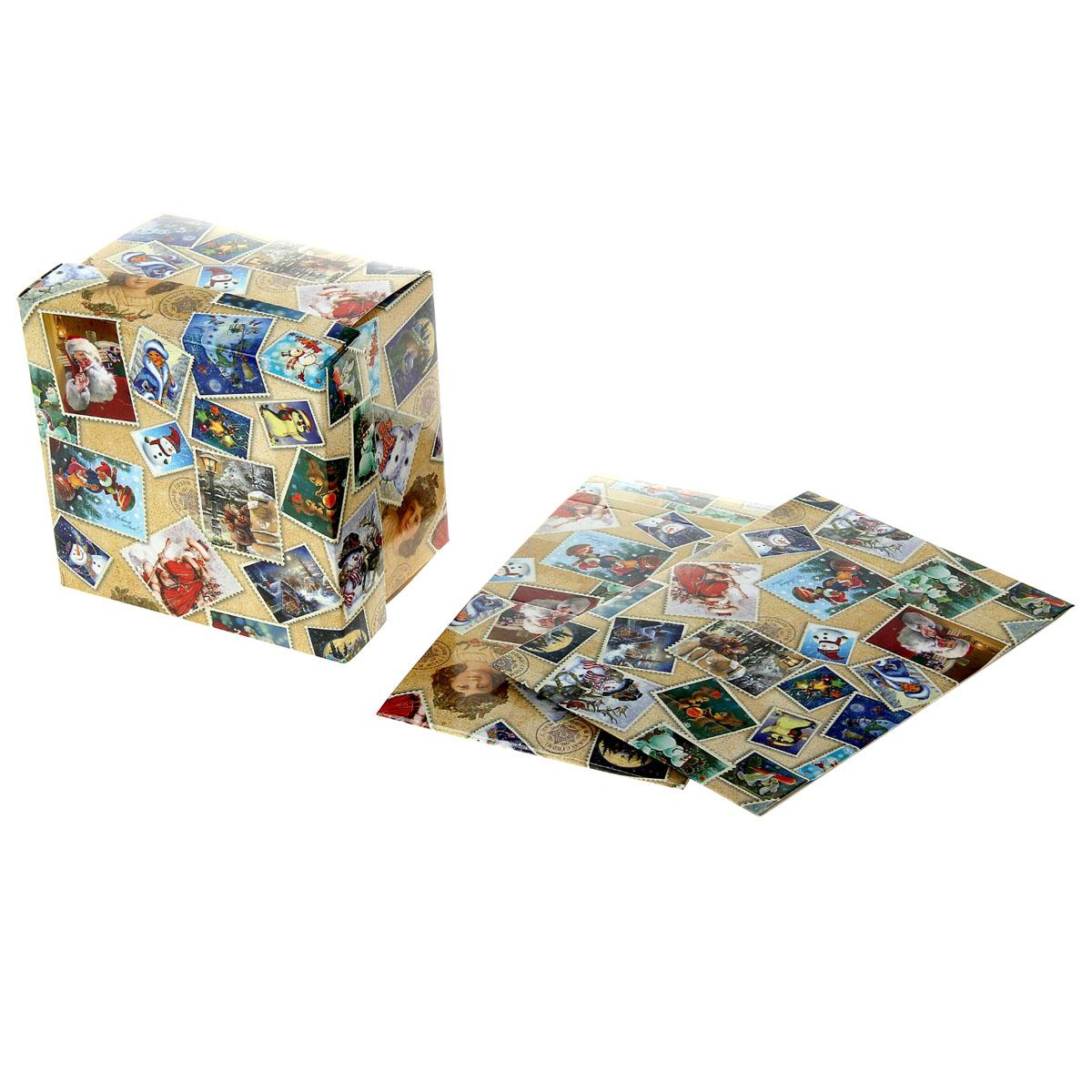 Коробка подарочная Марки, сборная, 15,3 х 15,3 х 11 см 806128806128Подарочная коробка Марки выполнена из плотного картона с красочным оформлением. Она легко собирается. Для коробки предусмотрена крышка. Какой бы замечательный подарок вы не подобрали для близкого человека, не стоит забывать, что и его праздничное оформление - ответственный этап. Первое впечатление - очень важно, а неопрятный внешний вид может полностью его испортить. Подарочная коробка Марки - прекрасный образец для достойного оформления, который радует глаз своей красотой.