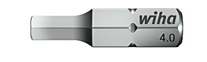Биты Standard 7013SB SW2,0x25 2,5x25 3,0x25, 3 ед Wiha 0786507865Прочные и мощные биты - универсалы для домашних, ремесленных или промышленных нужд. Благодаря параметрам твердости 59 - 61 HRC оптимальны для закручивания как вручную, так и с помощью электроинструмента Размер: SW 2,0mm; SW 2,5mm; SW 3,0mm;