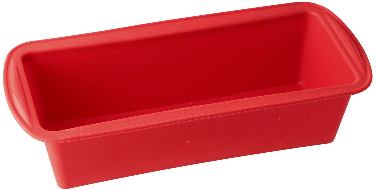Форма для выпечки Dr.Oetker Flexxibel, прямоугольная, цвет: красный, 29 х 14 см1250Прямоугольная форма Dr.Oetker Flexxibel будет отличным выбором для всех любителей выпечки. Благодаря тому, что форма изготовлена из силикона, готовую выпечку вынимать легко и просто. Изделие оснащено удобными ручками. Форма прекрасно подходит для выпечки хлеба и рулетов. С такой формой вы всегда сможете порадовать своих близких оригинальной выпечкой. Материал изделия устойчив к фруктовым кислотам, может быть использован в духовках, микроволновых печах, холодильниках и морозильных камерах (выдерживает температуру от -25°C до 250°C). Антипригарные свойства материала позволяют готовить без использования масла. Можно мыть и сушить в посудомоечной машине. При работе с формой используйте кухонный инструмент из силикона - кисти, лопатки, скребки. Не ставьте форму на электрическую конфорку. Не разрезайте выпечку прямо в форме.