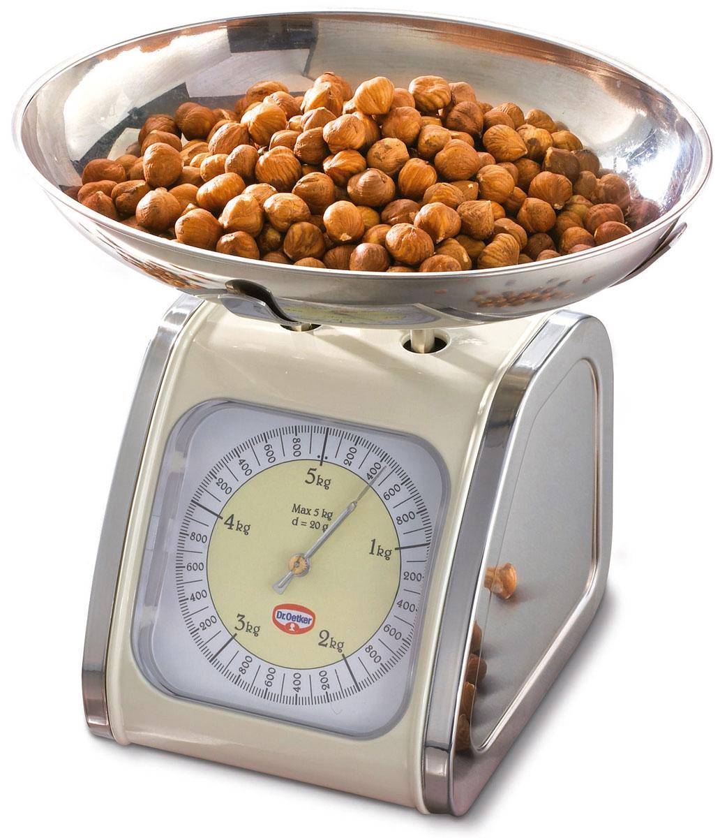 Весы кухонные Dr.Oetker