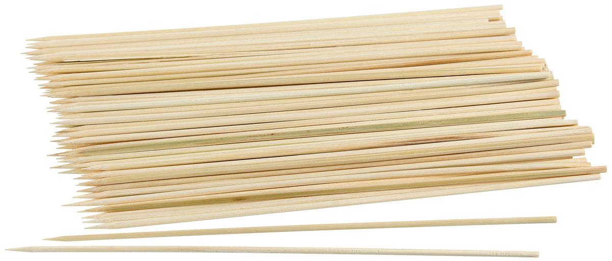 Палочки-шампуры бамбуковые 100шт, 18см56642Предназначены для приготовления шашлыка