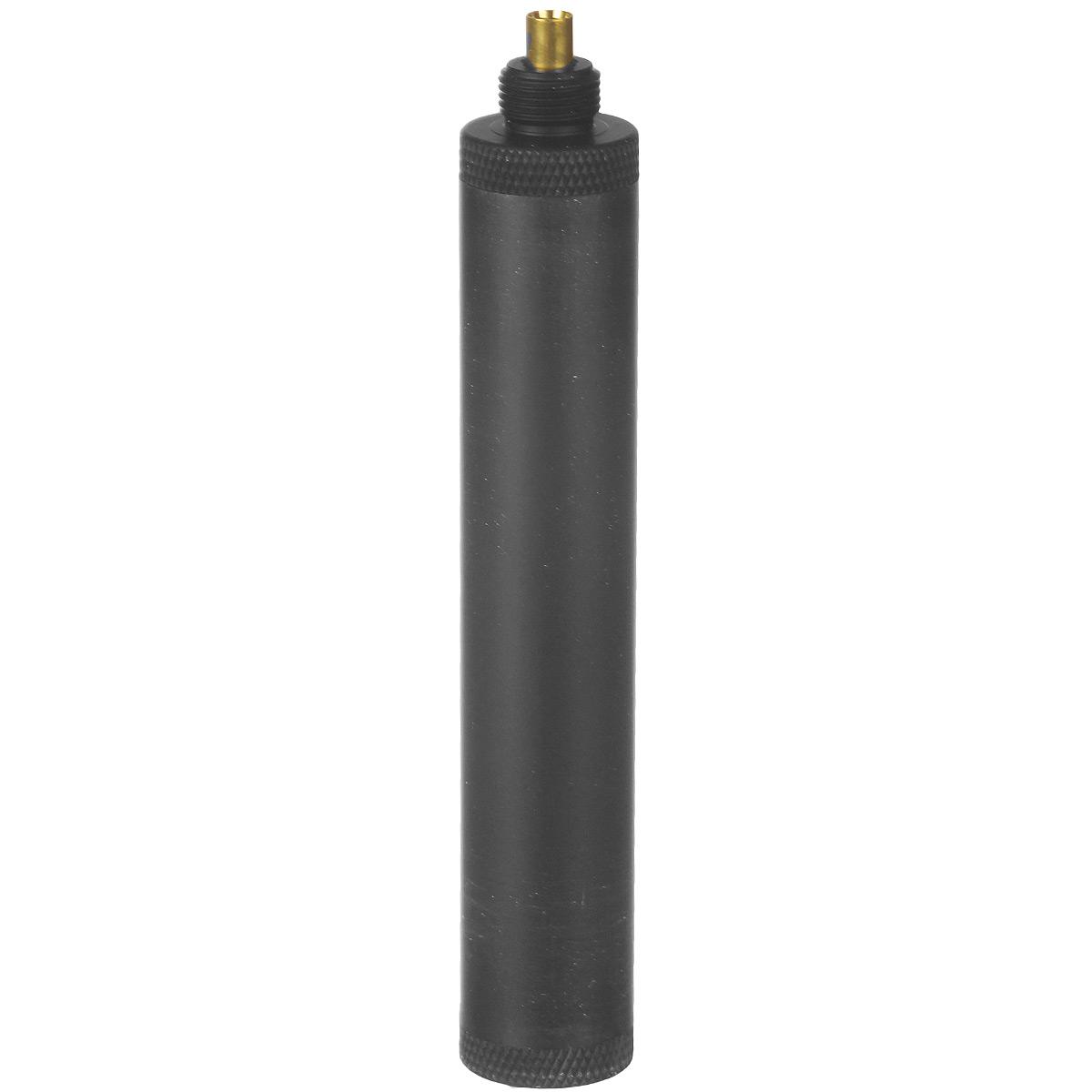 ASG имитация глушителя-удлинитель ствола CZ75D, CZ 75 P-07, STI (17644)17644Имитация глушителя - удлинитель ствола. Подходит для пневматических пистолетов ASG линейки CZ75D, P-07 DUTY, STI DUTY калибра 4,5 мм. Внутри находится подпружиненный ствол, который при навинчивании глушителя удлиняет ствол пистолета и обеспечивает рост скорости примерно на 10 м/с. Возврат товара возможен только при наличии заключения сервисного центра. Время работы сервисного центра: Пн-чт: 10.00-18.00 Пт: 10.00- 17.00 Сб, Вс: выходные дни Адрес: ООО ГАТО, 121471, г.Москва, ул. Петра Алексеева, д 12., тел. (495)232-4670, gato@gato.ru