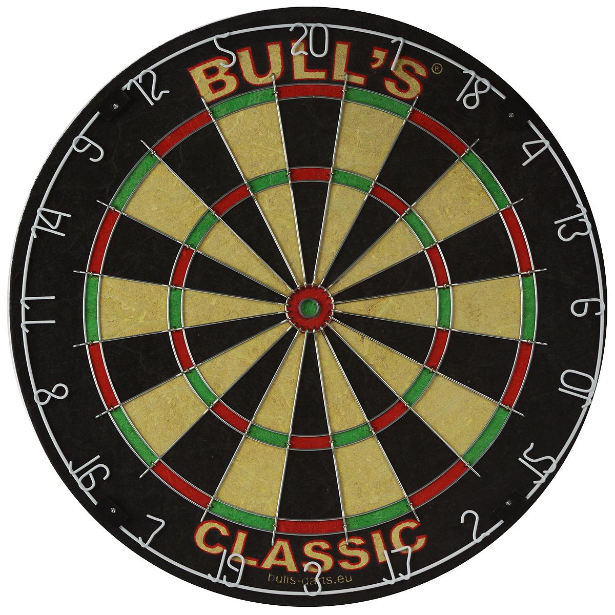 Мишень Bulls Classic Bristle Board68229Мишень Bulls Classic Bristle Board изготовлена из сизаля. Классическая конструкция мишени с круглой стальной проволокой. Имеет турнирный размер (45 х 4 см). Крепежные элементы в комплекте. Возврат товара возможен только при наличии заключения сервисного центра. Время работы сервисного центра: Пн-чт: 10.00-18.00 Пт: 10.00- 17.00 Сб, Вс: выходные дни Адрес: ООО ГАТО, 121471, г.Москва, ул. Петра Алексеева, д 12., тел. (495)232-4670, gato@gato.ru