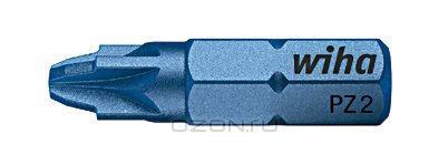 Биты Inkra 7012SB PZ1x25, 2 шт Wiha 2232422324Благодаря своей специально разработанной форме для работы соосно и под углом к шурупу с оптимальной передачей крутящего момента и незначительной выталкивающей силой Размер: PZ1;