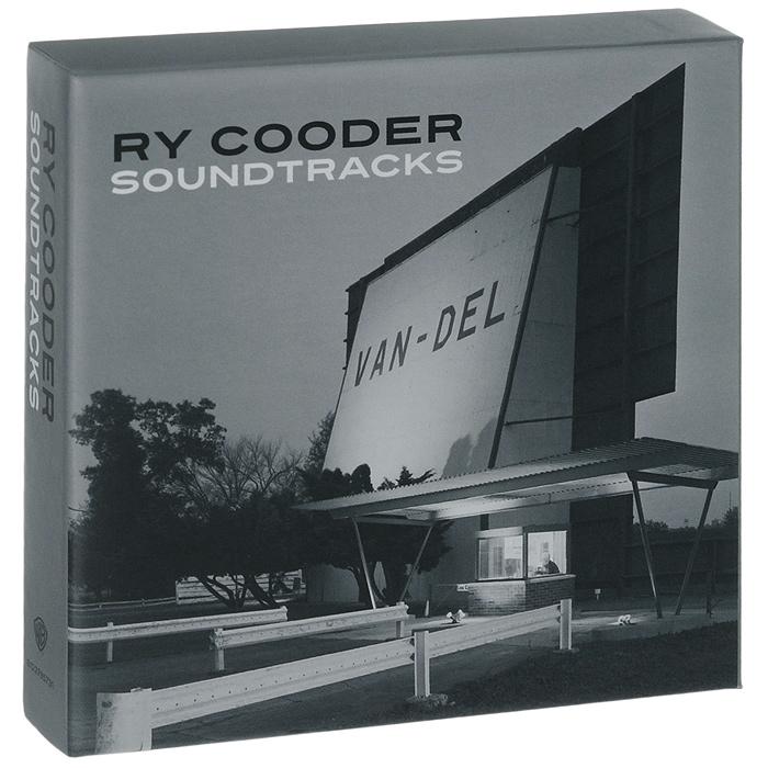 Ry Cooder. Soundtracks (7 СD)