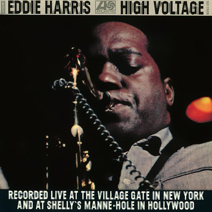 Zakazat.ru: Eddie Harris. High Voltage
