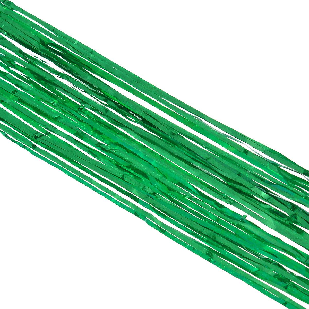 Дождик новогодний Sima-land, цвет: зеленый, 15 см х 1 м. 702534702534Новогодний дождик Sima-land, изготовленный из фольги, поможет вам украсить свой дом к предстоящим праздникам. Новогодняя елка с таким украшением станет еще наряднее. Новогодним дождиком можно украсить все, что угодно - елку, квартиру, дачу, офис - как внутри, так и снаружи. Можно сложить новогодние поздравления, буквы и цифры, дождиком можно украсить и дополнить гирлянды, можно выделить дверные колонны, оплести дверные проемы. Коллекция декоративных украшений из серии Зимнее волшебство принесет в ваш дом ни с чем не сравнимое ощущение праздника! Создайте в своем доме атмосферу тепла, веселья и радости, украшая его всей семьей. Ширина: 15 см.