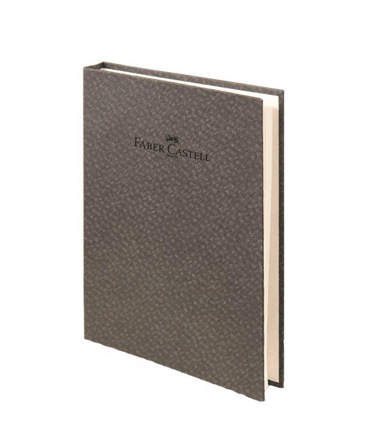 Блокнот со спиралью, серия Бамбук, формат А6, 100 стр, темно-серый, в линейку400804Блокнот со спиралью, серия Бамбук, формат А6, 100 стр, темно-серый, в линейку