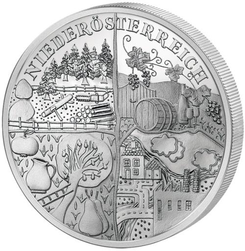 Монета номиналом 10 евро Нижняя Австрия, в буклете. Австрия, 2013 год656Монета номиналом 10 евро Нижняя Австрия, в буклете. Австрия, 2013 год Диаметр: 32 мм Вес: 16 гр. Гурт: рубчатый Сохранность: очень хорошая Качество печати: Proof Размер буклета: 18 х 10 см