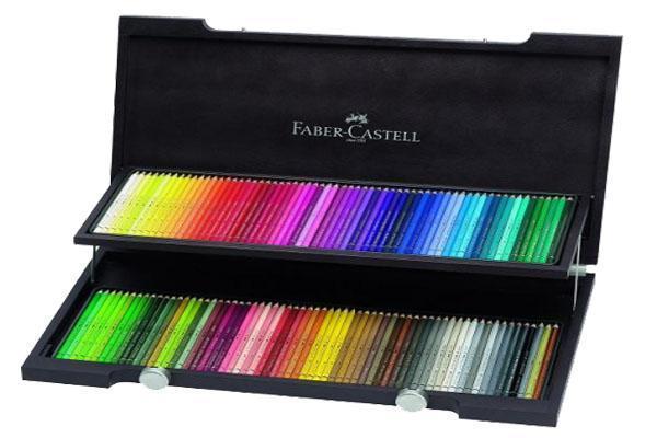 Художественный набор с акварельными карандашами ALBRECHT DURER®, набор цветов, в деревянном пенале, 120 шт.117513Вид карандаша: Акварельный. Материал: дерево.