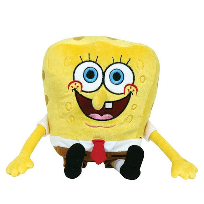 Мягкая озвученная игрушка Мульти-Пульти Губка Боб, 30 смV61389/20Мягкая озвученная игрушка Мульти-Пульти Губка Боб вызовет улыбку у каждого, кто ее увидит! Она выполнена в виде героя мультсериала Губка Боб Квадратные Штаны - СпанчБоба. Губка Боб живет в доме-ананасе, который находится в подводном городе Бикини Боттом. Свое прозвище Квадратные Штаны СпанчБоб приобрёл из-за того, что сам он по сути квадратный. Лучший друг Спанч Боба живёт под камнем, это морская звезда по имени Патрик. У Спанчбоба также есть забавное домашнее животное - улитка по имени Гэри! Если нажать игрушке на животик, она произнесет одну из шести фраз: Жизнь прекрасна! Ну, как тебя зовут? А мы ловим медуз. Удивительно мягкая игрушка подарит своему обладателю хорошее настроение и позволит насладиться обществом любимого героя.
