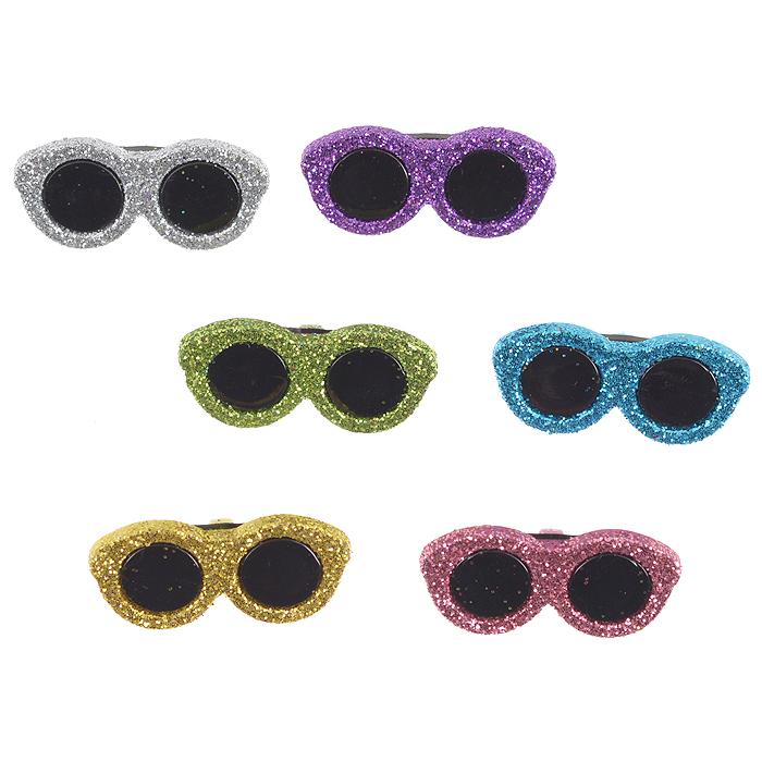 Пуговицы декоративные Dress It Up Солнечные очки, 6 шт. 77022317702231