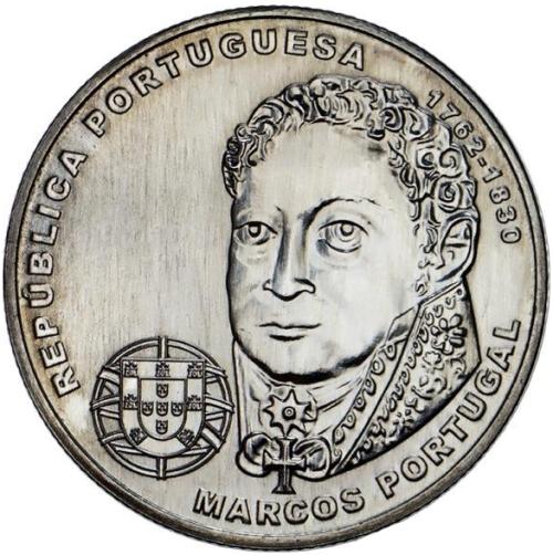 Монета номиналом 2,5 евро Маркуш Португал. Португалия, 2014 год656Монета номиналом 2,5 евро Маркуш Португал. Португалия, 2014 год Металл: Cu-Ni Диаметр: 28 мм Масса: 10,0 г Состояние: UNC