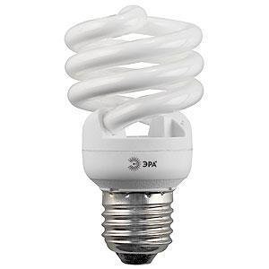 ЭРА SP-M-26-827-E27 мягкий белый светSP-M-26-827-E27Серия ECONOMY – традиционные энергосберегающие лампы, экономят до 80% электроэнергии и на 20% сокращают коммунальные платежи.