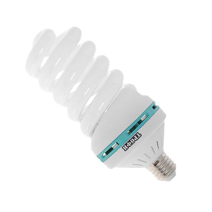 Эконом FS-45-842-Е27FS-45-842-Е27Энергосберегающие лампы повышенной мощности предназначены для внутреннего освещения производственных, складских и других помещений с большой площадью, а также для замены высоковатных ламп накаливания и газоразрядных источников света. Установка ламп не требует использования дополнительных пускорегулирующих устройств и аппаратуры, что значительно удешевляет стоимость организации освещения и упрощает последующую эксплуатацию светильника. Лампы изготовлены на базе современных технологий, позволяющих обеспечить мощный и равномерный световой поток в широком температурном интервале от -20 до +50С.