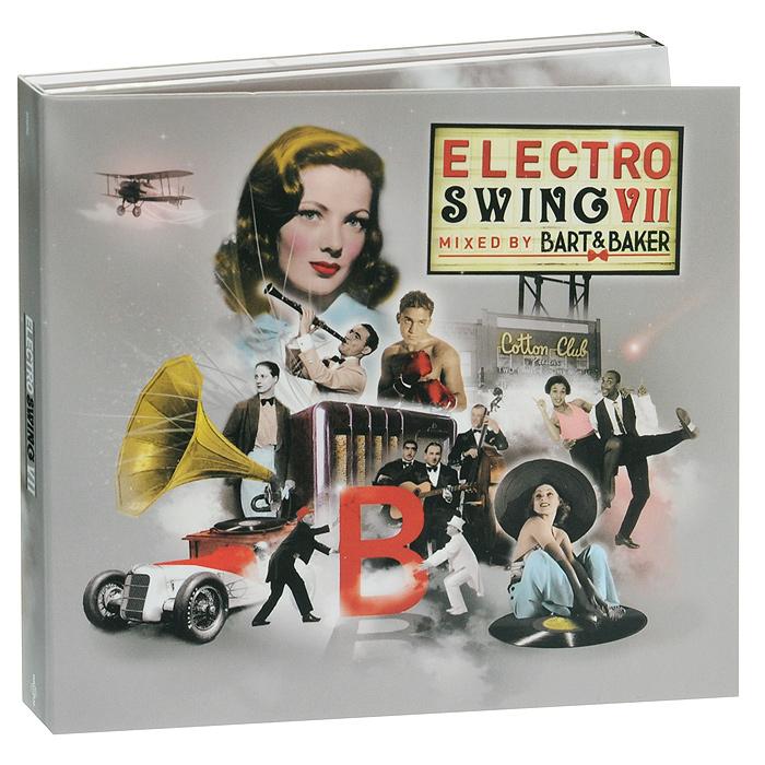 Electro Swing VII (2 CD) 2014 2 Audio CD