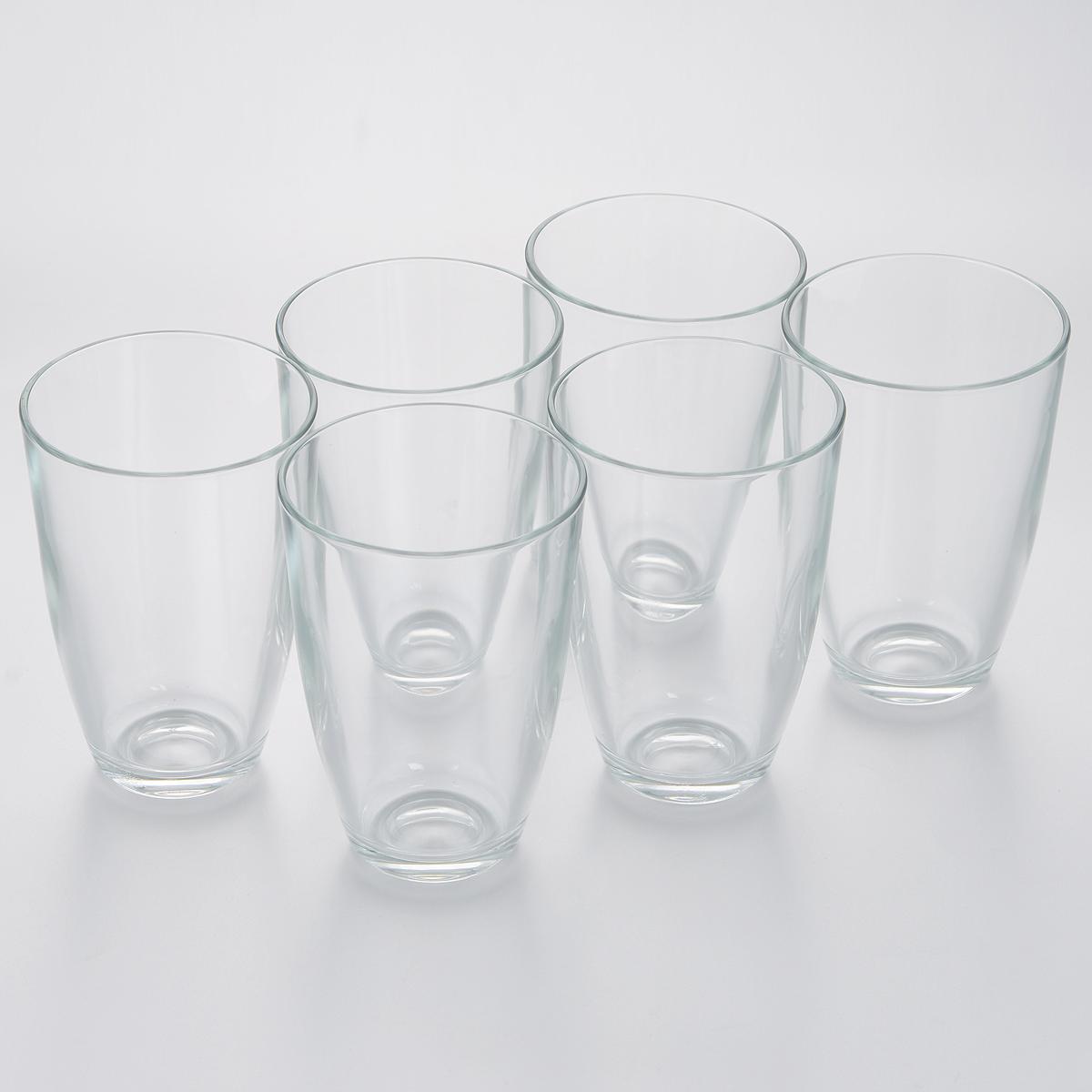 Набор стаканов Pasabahce Aqua, 360 мл, 6 шт52555BНабор Pasabahce Aqua состоит из шести стаканов, выполненных из прочного натрий-кальций-силикатного стекла. Стаканы прекрасно подходят для воды, сока, лимонада, компотов и т.д. Набор стаканов Pasabahce Aqua идеален для ежедневного использования. Функциональность, практичность и стильный современный дизайн сделают набор прекрасным дополнением к вашей коллекции посуды. Можно мыть в посудомоечной машине и использовать в микроволновой печи при температуре до +70°С.