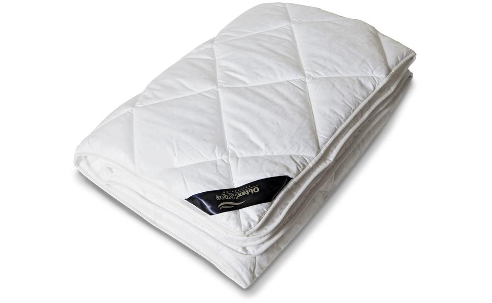 Одеяло облегченное OL-Tex Nano Silver, наполнитель: микроволокно OL-Tex с ионами серебра, цвет: белый, 220 х 200 смОЛСС-22-2Очень красивое и легкое одеяло OL-Tex Nano Silver порадует Вас не только прекрасным внешним видом, но и полезными свойствами. Оно подарит вам ни с чем несравнимую мягкость и комфорт. Чехол одеяла белого цвета выполнен из сатина с жаккардовым цветочным узором, оформлен фигурной стежкой и окантован по краю. Внутри - наполнитель из микроволокна OL-Tex с ионами серебра. Микроволокна наполнителя обогащены ионами серебра, известного своими антибактериальными, противовирусными и иммунозащитными свойствами. Изделия этой коллекции являются гипоаллергенными и способствуют снятию статического электричества. За одеялом легко ухаживать, оно не теряет своих свойств после многократных стирок. Основные свойства микроволокна OL-Tex с ионами серебра: - антибактериальный эффект, - антистатический эффект, - превосходная терморегуляция. Подарите себе здоровый сон! Нежное, легкое, теплое одеяло - прекрасный подарок себе и своим близким. Изделия OL-Tex - качество и...