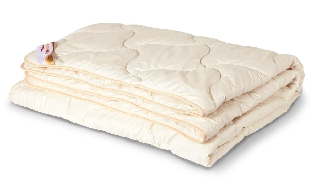 Одеяло теплое OL-Tex Шелк, наполнитель: шелковое волокно, цвет: кремовый, 172 см х 205 смОШС-18-9Нежное, легкое и теплое одеяло OL-Tex подарит вам ни с чем несравнимую мягкость и комфорт. Чехол одеяла кремового цвета выполнен из сатина с жаккардовым цветочным узором. Эксклюзивная стежка с атласным кантом придает изделию красивый внешний вид. Внутри - наполнитель из шелкового волокна, которое оказывает благотворное влияние на организм во время сна. Шелк всегда считался самым элитным и роскошным материалом. Очень нежный, легкий и удивительно теплый, он отлично приспосабливается к температуре нашего тела. Шелк идеален для людей, страдающих нарушением кровообращения, болями в суставах, ревматизмом и артритами, заболеваниями бронхов, а также склонных к аллергическим реакциям. Шелковое волокно: - обладает высокими сорбиционными свойствами, создавая эффект сухого тепла, - регулирует температурный режим, - не вызывает аллергии. Подарите себе здоровый сон! Нежное, легкое, теплое одеяло с наполнителем из шелкового волокна - прекрасный подарок себе...