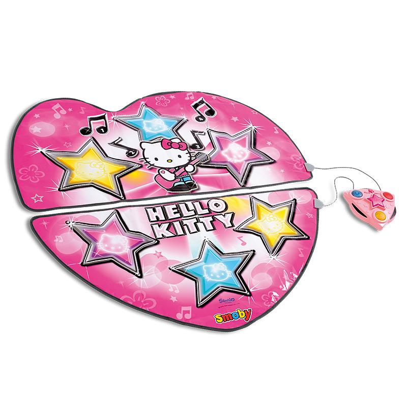 Smoby Танцевальный коврик Hello Kitty27272