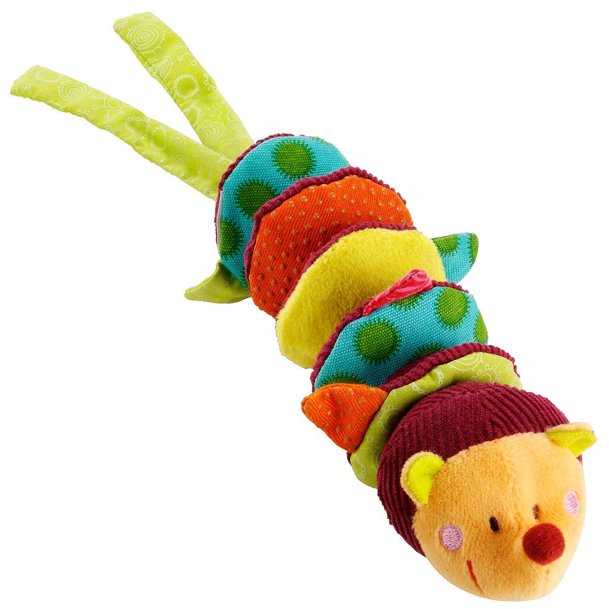 Развивающая игрушка-подвеска Lilliputiens «Ежик Симон»