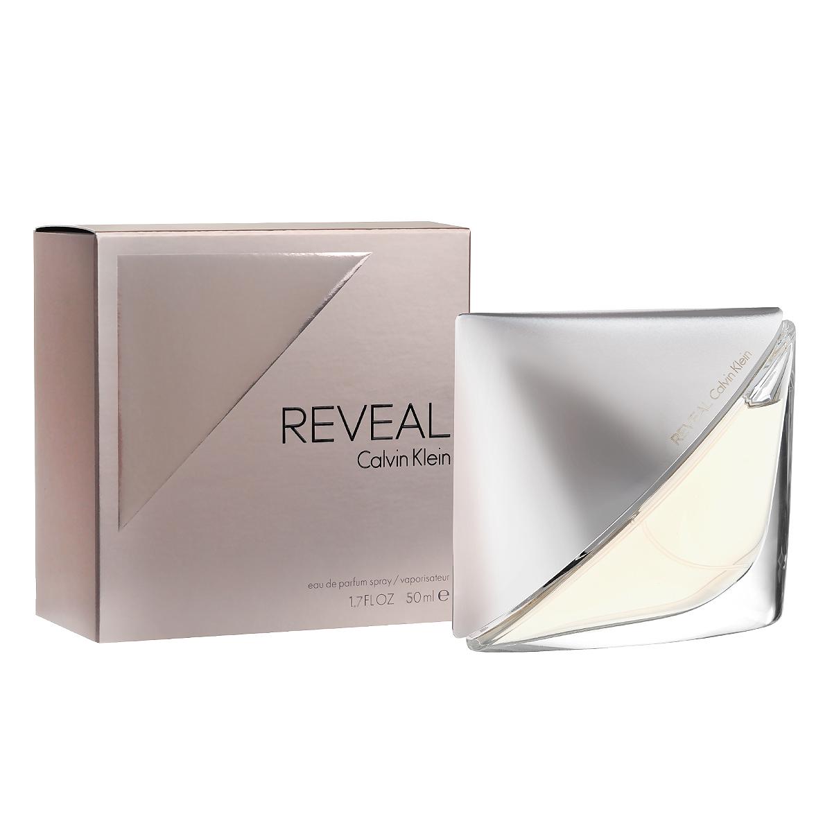 Calvin Klein Парфюмерная вода Reveal, женская, 50 мл