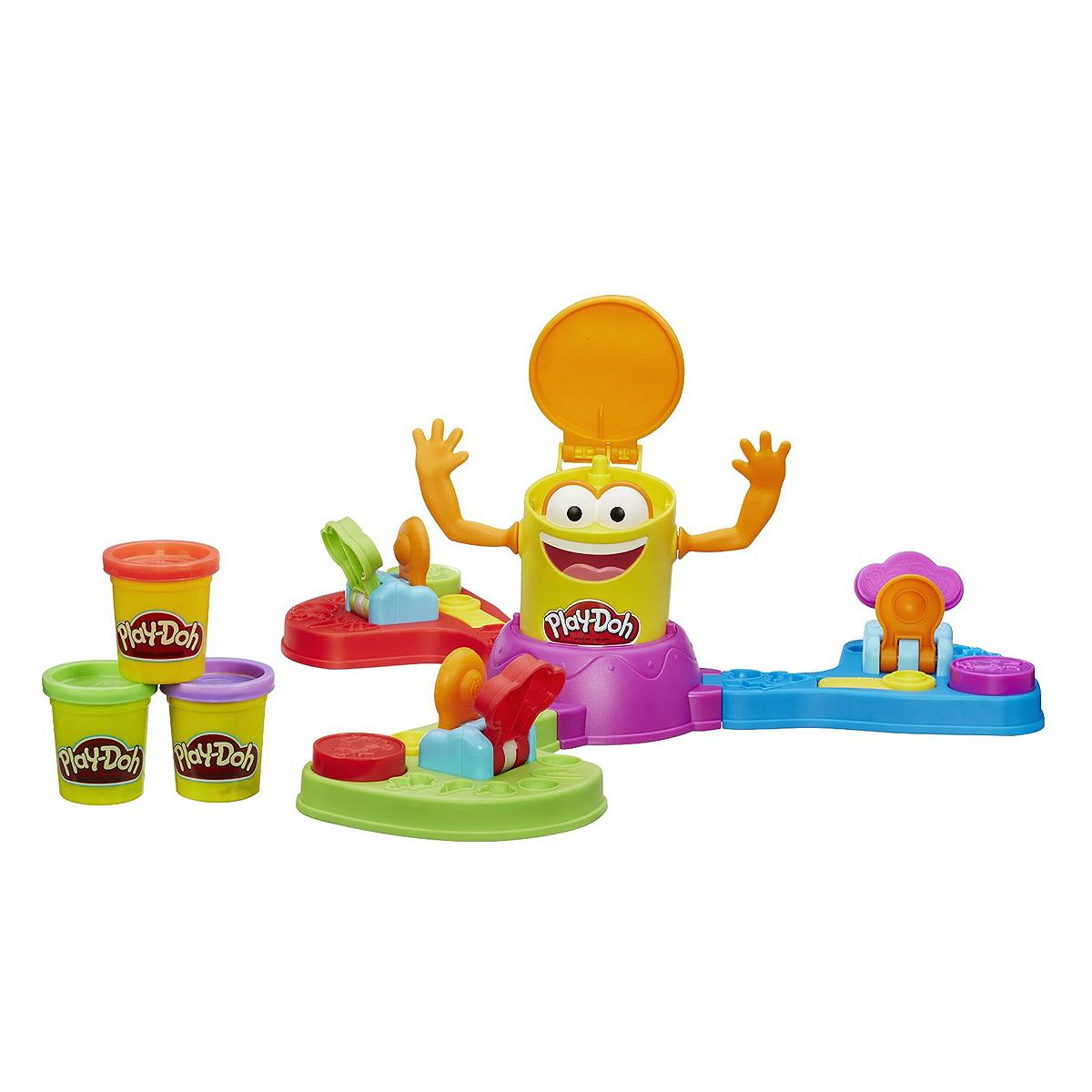 Play-Doh Игровой набор Прямо в цель!, с пластилином