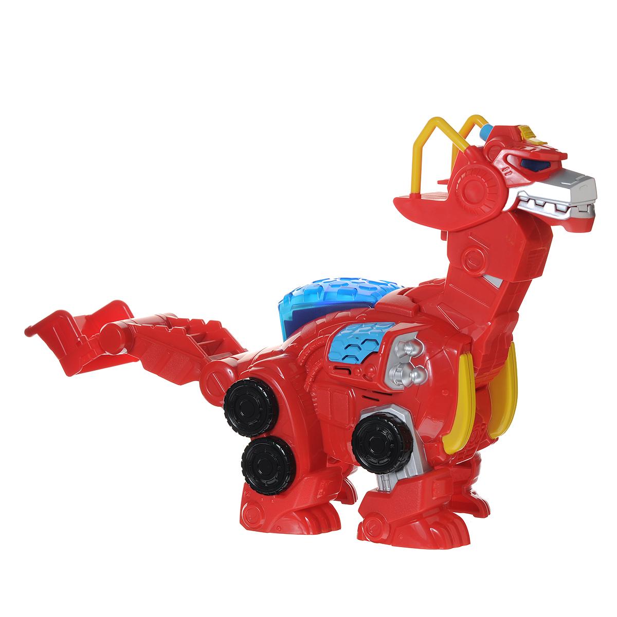 "Playskool ������� ""Heatwave the Rescue Dinobot"", ����: �������, ������, �������"