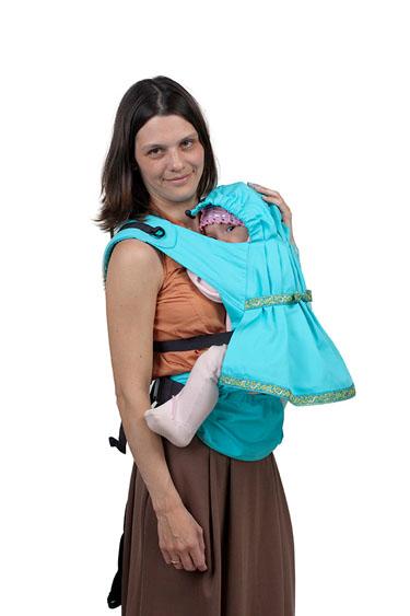 Слинг-рюкзак Чудо-Чадо