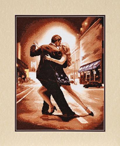 Набор для вышивания крестом Alisena Танец, 28 х 36 см Art-1145547170Набор для вышивания крестиком Alisena Танец поможет вам создать свой личный шедевр - красивую картину, вышитую нитками. В набор входит: - канва Aida №16 Zweigart белая (100% хлопок), - мулине Anchor - разработано и закреплено на органайзере, - игла, - символьно-цветная схема, - инструкция на русском языке. Размер готовой работы: 28 см х 36 см (180 х 229 крестиков). Количество цветов: 14. Работа, выполненная своими руками, станет отличным подарком для друзей и близких!