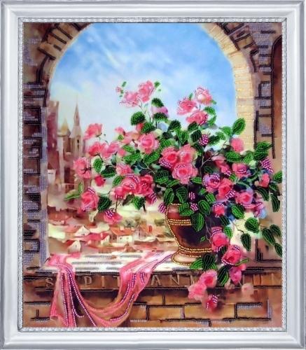 Набор для вышивания бисером Butterfly Галереи Каркассона, 31 х 26 см 232545172Красивый рисунок-вышивка бисером, выполненный на канве, выглядит оригинально и всегда модно. Работа, сделанная своими руками, создаст особый уют и атмосферу в доме и долгие годы будет радовать вас и ваших близких. Набор для вышивания содержит все необходимые материалы для вышивания бисером. Вышивка выполняется строчным швом. В состав набора входит: - ткань с нанесенным полноцветным рисунком, - бисер Preciosa Ornela №10 (Чехия, 8 цветов), - инструкция, - игла для вышивания. Размер готового изделия: 31 см 26 см. УВАЖАЕМЫЕ КЛИЕНТЫ! Обращаем ваше внимание, на тот факт, что рамка в комплект не входит, а служит для визуального восприятия товара.