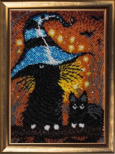 Набор для вышивания бисером Butterfly Котята, 18 х 13 см545236Набор для вышивания Butterfly Котята поможет вам создать свой личный шедевр - красивую картину на атласной ткани, вышитую бисером. Вышивание отвлечет вас от повседневных забот и превратится в увлекательное занятие! Работа, сделанная своими руками, создаст особый уют и атмосферу в доме и долгие годы будет радовать вас и ваших близких, а подарок, выполненный собственноручно, станет самым ценным для друзей и знакомых. В набор входят: - ткань (атлас) с нанесенным рисунком, - бисер Preciosa Ornela №10 - 12 цветов (Чехия), - инструкция на русском языке, - игла бисерная. УВАЖАЕМЫЕ КЛИЕНТЫ! Обращаем ваше внимание, на тот факт, что рамка в комплект не входит, а служит для визуального восприятия товара.