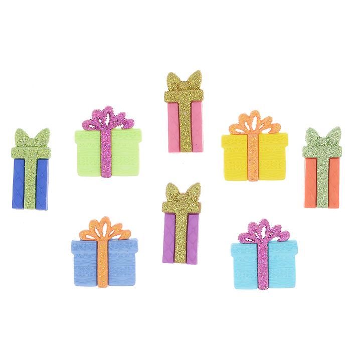 Фигурки декоративные Dress It Up Подарочные коробки, 8 шт. 77022537702253