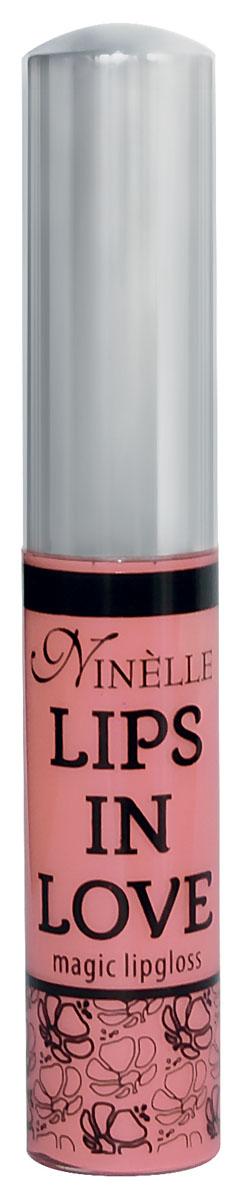 Ninelle Блеск для губ Lips in Love, тон №22, 10 мл757N10466Блеск для губ Lips in Love придает губам дополнительный объем и насыщенный цвет. Гипоаллергенный. Товар сертифицирован.