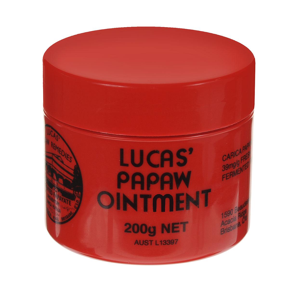 Lucas Papaw Бальзам для губ Ointment, 200 г4