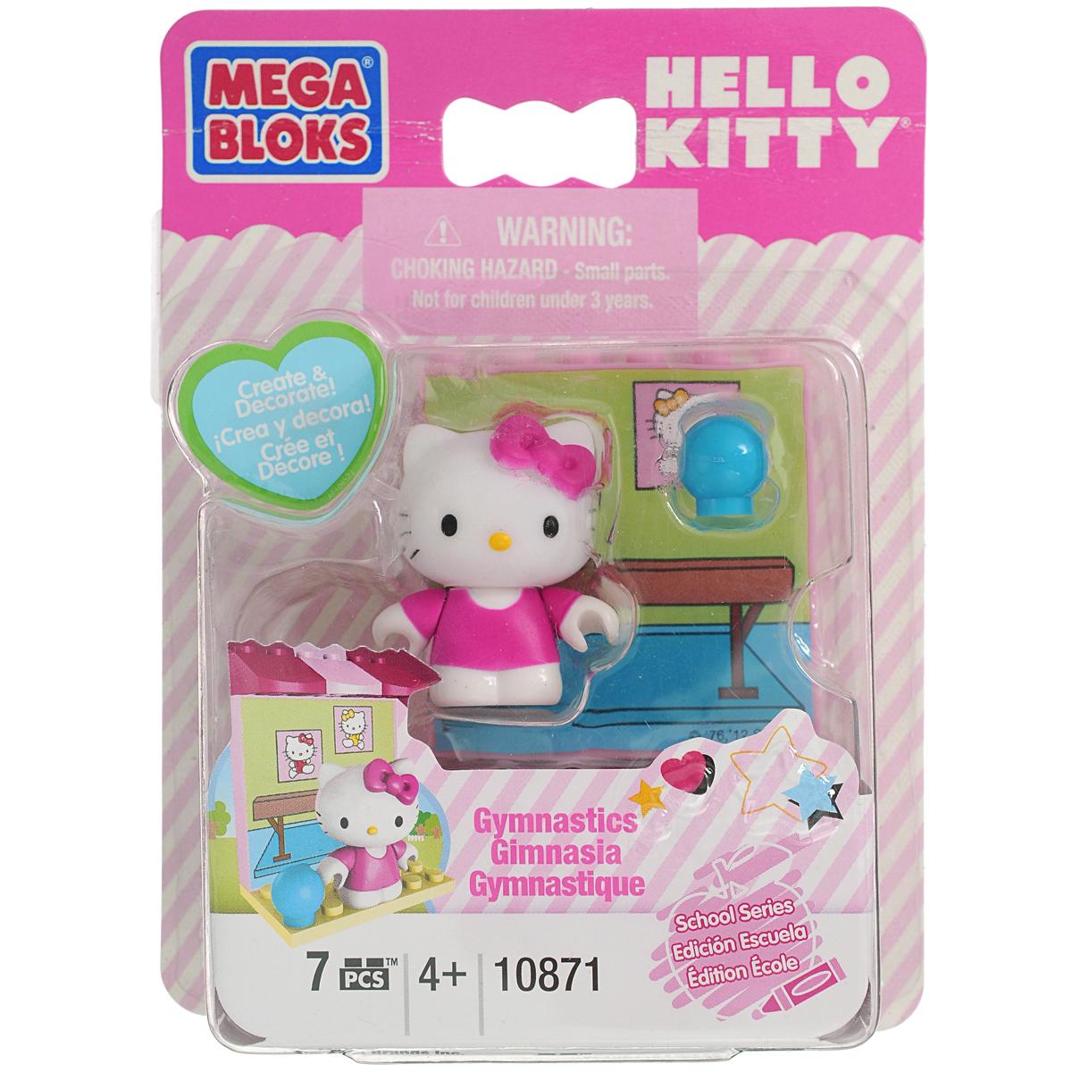 Mega Bloks �����-����������� Hello Kitty: �����. ����������, 7 ��������� - Mega Bloks10871-gimnastika/ast10810(10852,10853,10854,10855,10870,10871,10872,10876)� ���������� �� ���� ���� ����� ������� ���������� ����� ���, �� ��� �� ��� �� �������. ��� � ������� Hello Kitty ��������� ����� ��� ��� ������� - ����������. �����-����������� Mega Bloks Hello Kitty: �����. ���������� �������� �� ����� ����������� �������������� ������� �����. �� �������� ���� ����������� ���������, � ��� ����� � ������� ������� �����, ������ � ������� ������� ��������, ������� �� ����� ������ ��������� ���������� � �������������� ������. ����� � ������ ����������� ���������� �� ������ ������������. ���� ������� ������ ����� ������ � �������, ���������� ��������� ������� ������ � ��������.