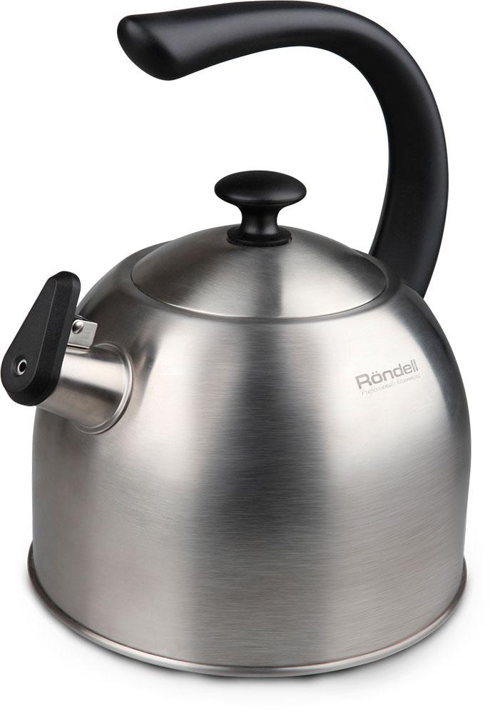 Чайник Rondell Haupt, со свистком, 4 л. RDS-367RDS-367