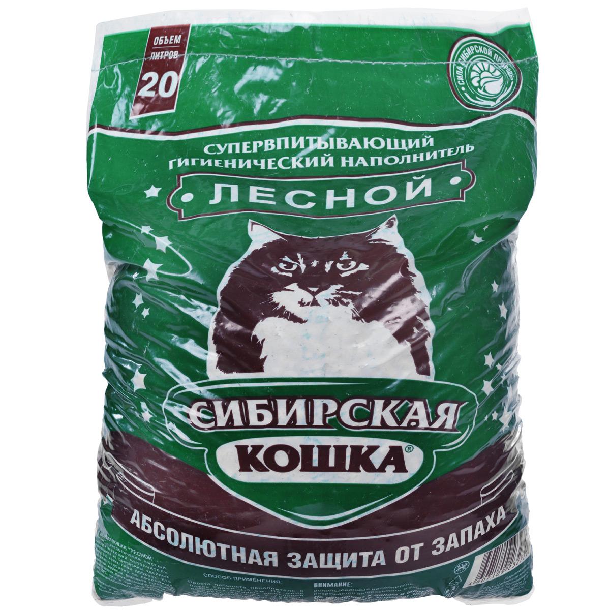Наполнитель для кошачьих туалетов Сибирская Кошка Лесной, древесный, 20 л2729Экологически чистый супервпитывающий наполнитель для кошачьих туалетов Сибирская Кошка Лесной производится из древесины хвойных пород в отсутствии каких-либо присадок. Его действие базируется на естественных свойствах составляет 260-320%, что в 3 раза превосходит характеристики обычных наполнителей. Дезинфицирующие качества наполнителя содействуют уничтожению болезнетворных микробов. Обладает природным естественным запахом хвои. Наполнитель возможно использовать также как подстилку в клетках для кроликов, морских свинок, крыс и хомяков. Состав: древесина хвойных пород. Размер гранулы: 10 мм. Объем: 20 л. Товар сертифицирован.