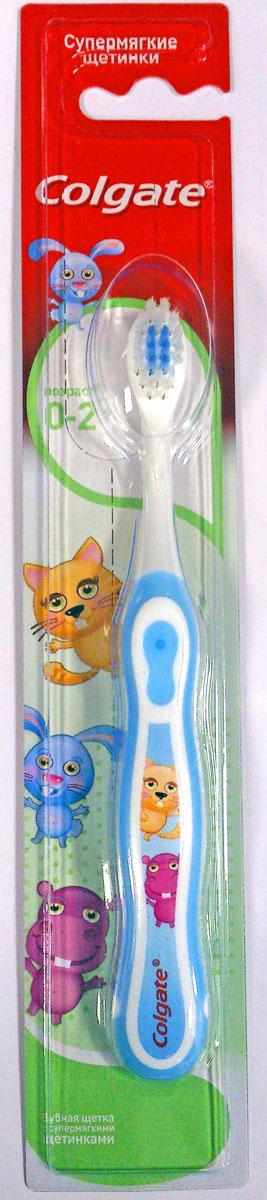 Colgate Зубная щетка детcкая