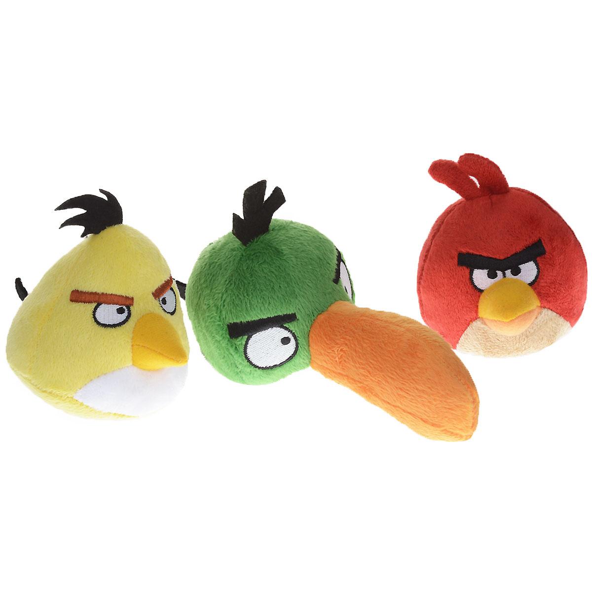 Набор дополнительных птиц к интерактивной игре