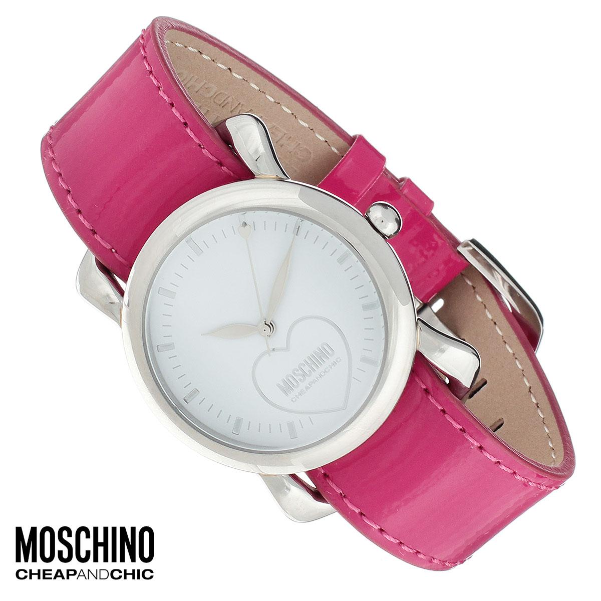 Часы женские наручные Moschino, цвет: розовый, бежевый. MW0475MW0475Наручные часы от известного итальянского бренда Moschino - это не только стильный и функциональный аксессуар, но и современные технологи, сочетающиеся с экстравагантным дизайном и индивидуальностью. Часы Moschino оснащены кварцевым механизмом. Корпус выполнен из высококачественной нержавеющей стали. Циферблат оформлен сердцем с названием бренда и защищен минеральным стеклом. Часы имеют три стрелки - часовую, минутную и секундную. Часы можно носить как на шелковом фирменном платке, так и на двухстороннем ремешке из натуральной кожи. Платок также можно использовать в качестве самостоятельного аксессуара на шее или украсить им сумочку. Часы упакованы в фирменную металлическую коробку с логотипом бренда. Часы Moschino благодаря своему уникальному дизайну отличаются от часов других марок своеобразными циферблатами, функциональностью, а также набором уникальных технических свойств. Каждой модели присуща легкая экстравагантность, самобытность и, безусловно,...