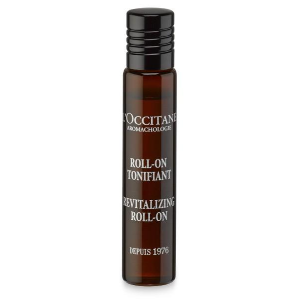 LOccitane Эфирное масло Аромакология, тонизирующее, 10 мл307045Ролл-он содержит бодрящие эфирные масла. Их можно наносить на заднюю часть шеи, запястье или тыльную сторону руки. Освежает, наполняет жизненной силой и энергией. Товар сертифицирован.