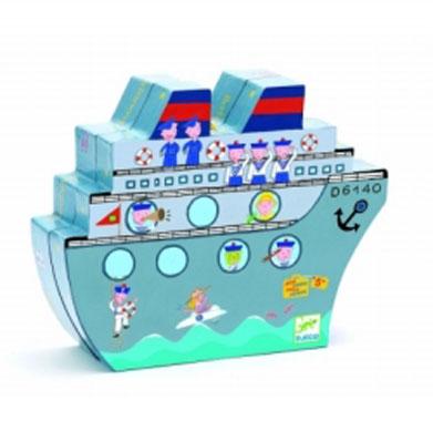 Настольная игра Djeco Морской бой05270Настольная игра Djeco Морской бой - это классическая игра в морской бой с магнитными фигурками и кораблями. В наборе 2 комплекта карточек с расположением флота, магнитные корабли, фишки. Игра предназначена для 2 игроков. Она покажет, кто самый ловкий и чья стратегия вернее. Вы увидите, как у малыша развивается мелкая моторика пальцев, развивается аккуратность, развивается логическое мышление.