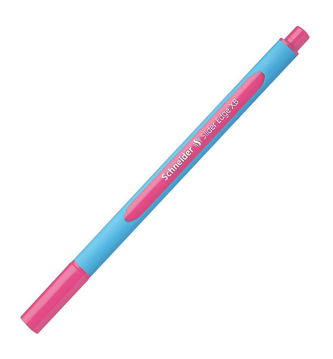 Ручка шариковая Slider Edge, XB - 1,0 мм, розовый цвет чернил.S152209 S1522-01/9